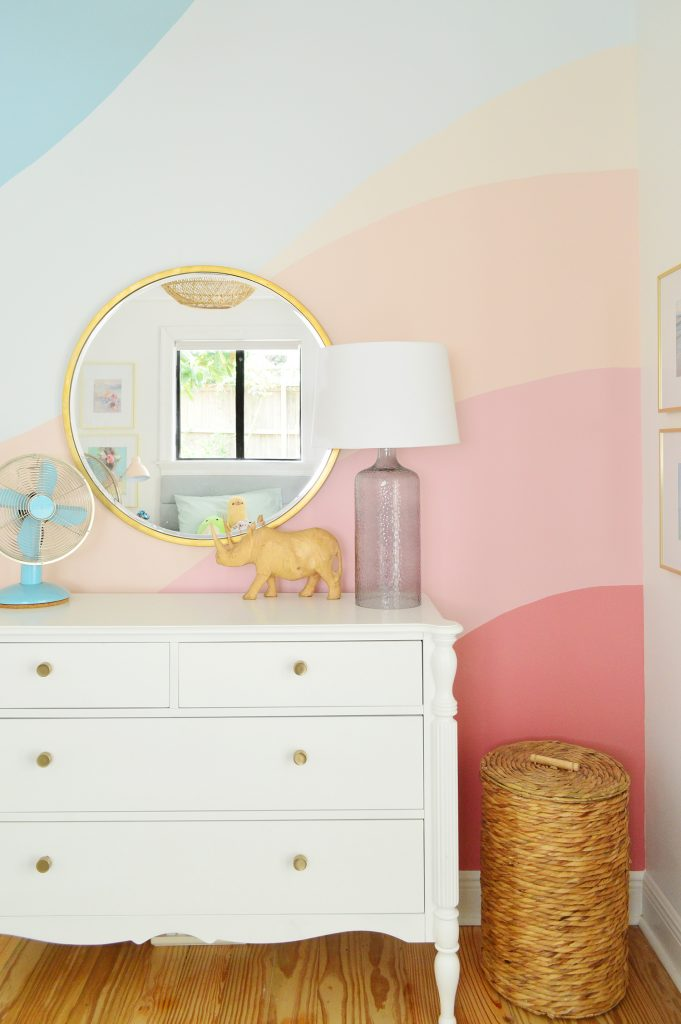 This image has an empty alt attribute; its file name is Colorful-Wall-Mural-After-Dresser-Straight-681x1024.jpg